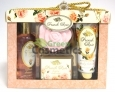 Set spa french rose
